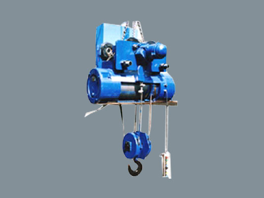 Wire Rope Hoists Conventional